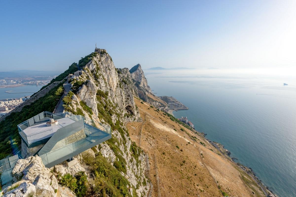 Em Deutschland Gibraltar
