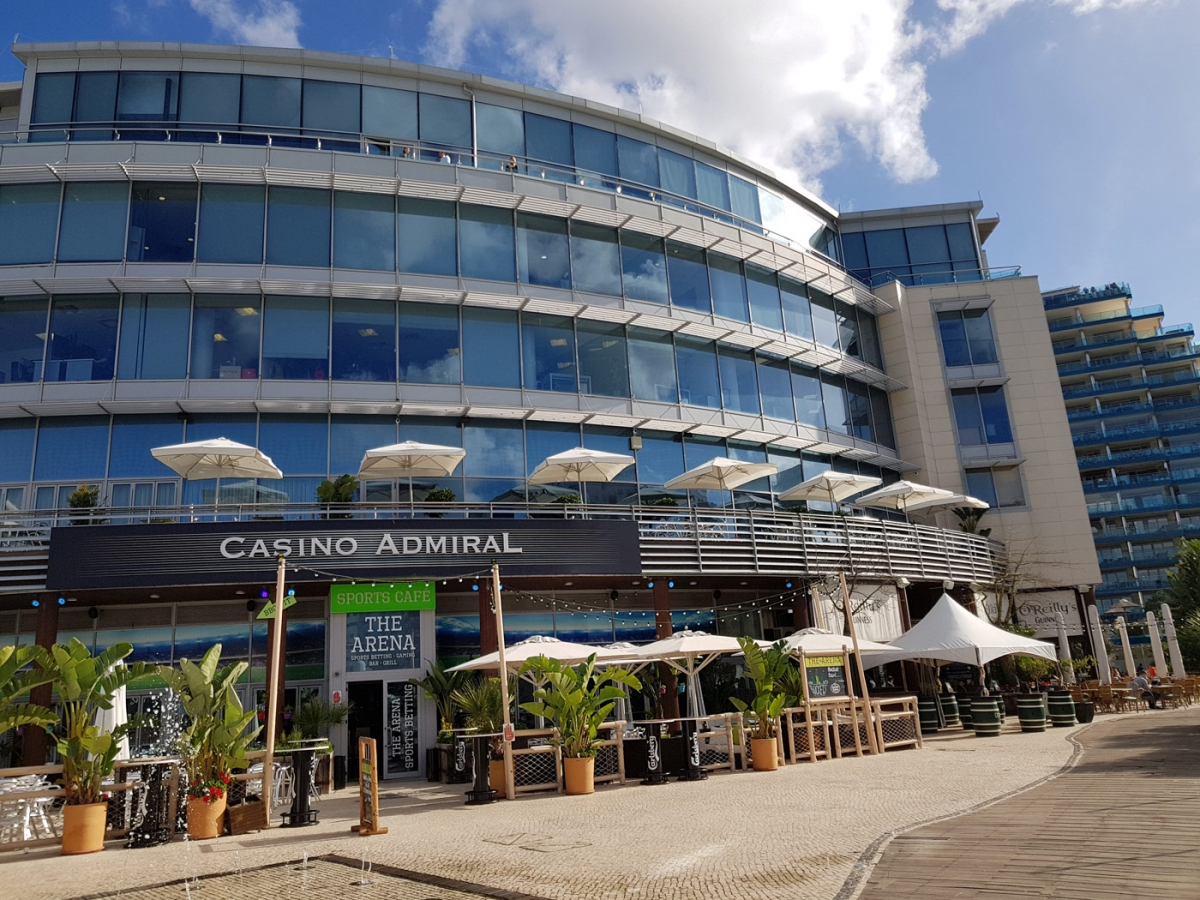 Gibraltar casino restaurant