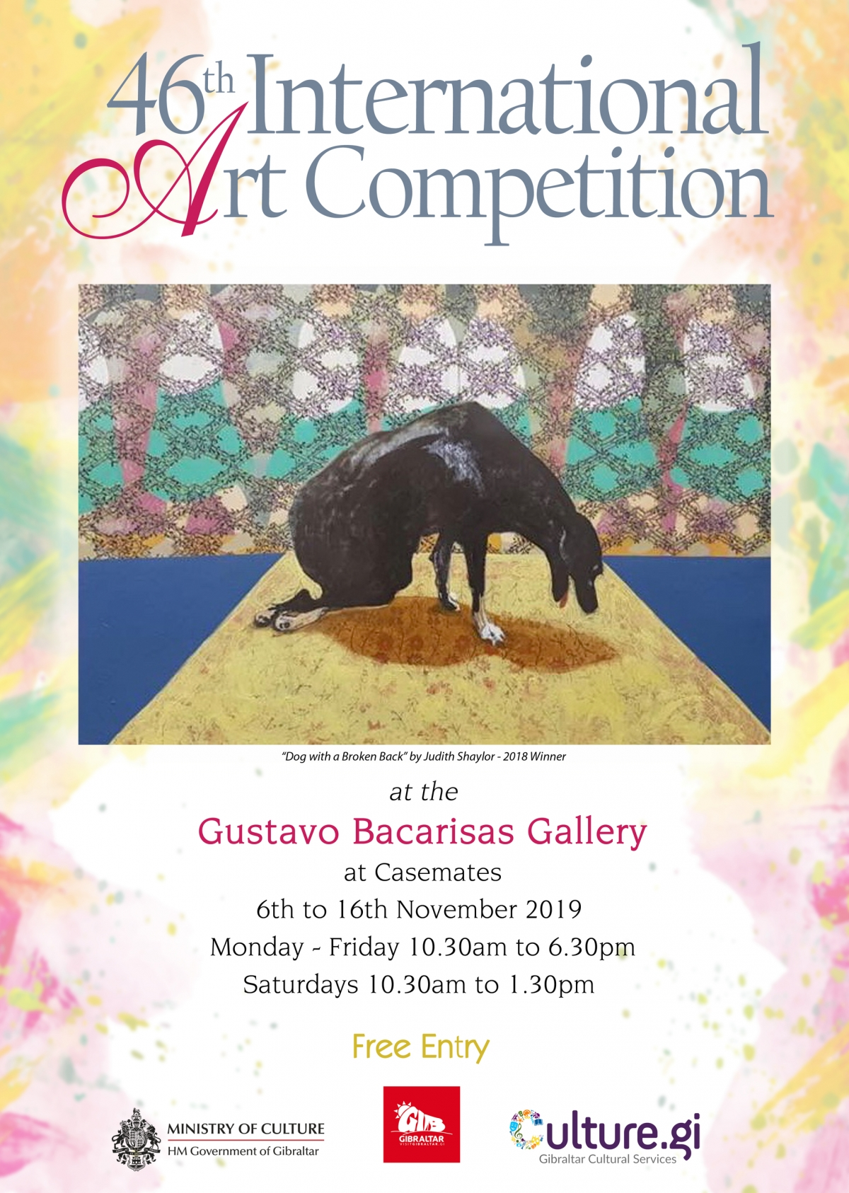 art cooperation recompense over and above 50